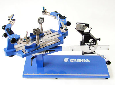 Eagnas Table-top Racquet Stringing Machine - Combo 810