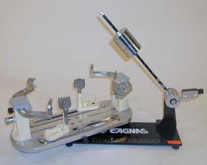 silent partner stringing machine